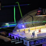 Bubble hockey gets intense