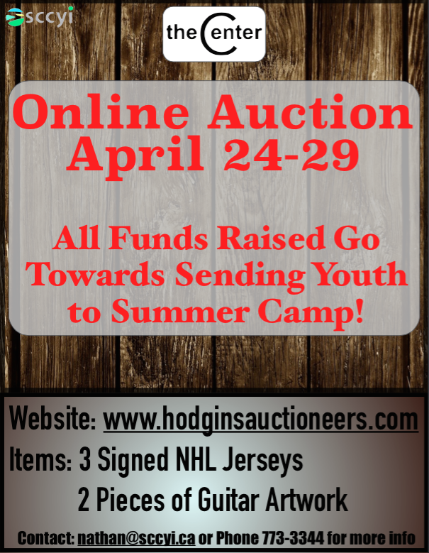 Youth Summer Camp Online Auction