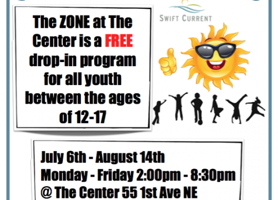 The Zone Summer Program