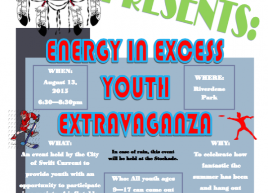 Youth Extravaganza!!